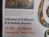 St  Michael And Gudula Cathedral Info
