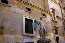 St Michael Inside Castel Sant'Angelo - Roma