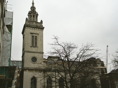 St Michael Paternoster Royal