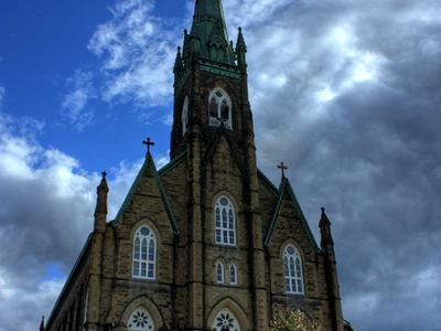 St. Michaels Basilica Miramichi
