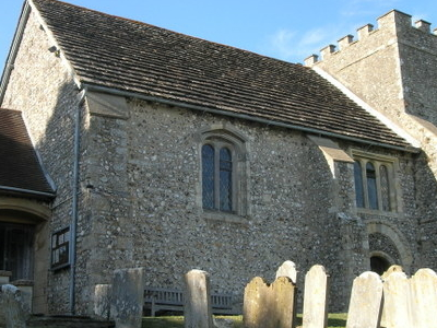 St  Nicholas  Church  Bramber