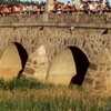 Stone Bridge Across The Abava In Kandava