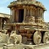 Stone-chariot