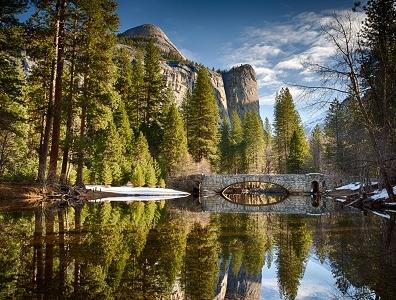 Stoneman Bridge - Yosemite NP - CA