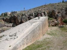 Stone Of The South - Baalbek - Lebanon