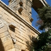 Stonework On The Pont Du Gard