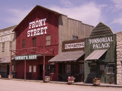 Stores On Front Street