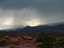 Storm Over Capital Reef