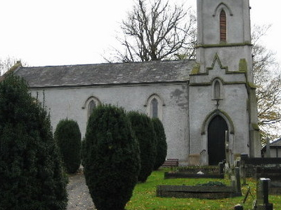 St .  Patrick Templepatrick