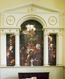 St Paul Birmingham East Window