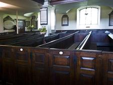 St Pauls Church Birmingham Pews