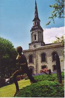 St Paul's Church, Birmingham