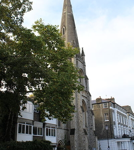 St Paul's, Onslow Square