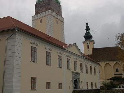 St Peter Au Schloss & Kirche