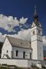 St Peter Parish Church Vomp Austria