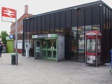Streatham Railway Station Building