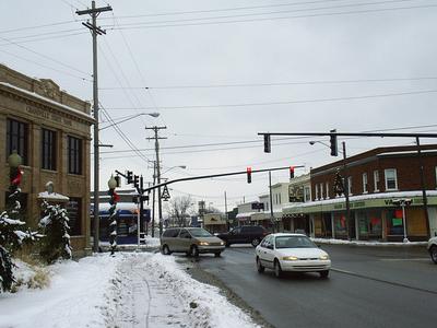 Streetscape     Grandville