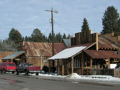 Streetside In Idaho City