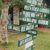 Street Sign Near Dole Park