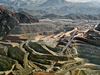 Strip Mining Near Globe