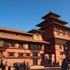 Structures In Patan Durbar Square
