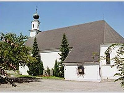 St-Sebastian's, The Subsidiary And Pilgrimage Church