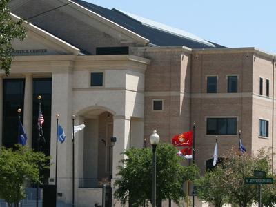 St. Tammany Parish Justice Center