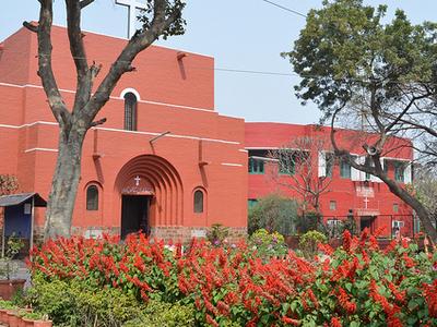 St. Thomas Church Delhi
