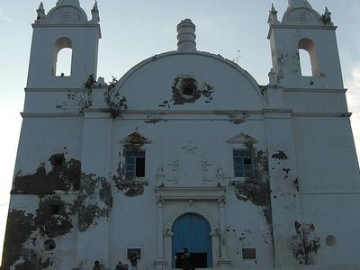 St. Thomas Church Museum Diu India