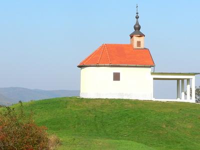 Study-path Of Sár-hill