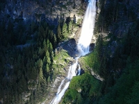 Floodlit  Stuiben Falls