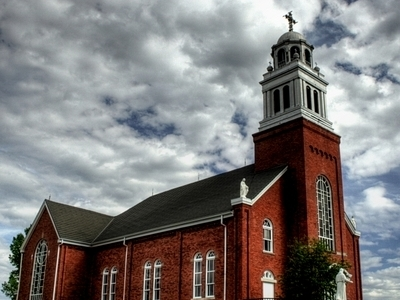 St. Vital Roman Catholic Church In Beaumont