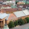 Subotica City Hall Square