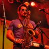Suenalo Sax Player At Jannus Live