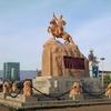 Sukhbaatar Monument