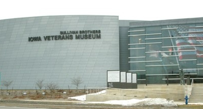 Sullivan  Brothers  Iowa  Veterans  Museum  Watrtloo  I A Pic 1