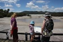 Sulphur Bay Wetland - North Island - New Zealand