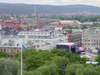 Sundsvall In  Sweden From Above
