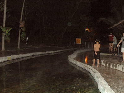 Sungai Klah Hot Spring Park - View
