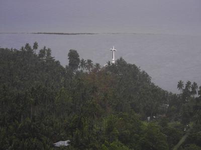 Sunken Cross From Station Of Cross Trail