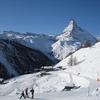 Sunnegga Paradise - Overlooking Zermatt