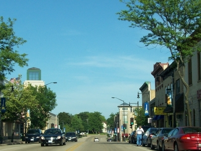 Sun Prairie Wisconsin Downtown