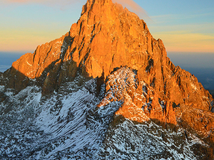 Mount Kenya Climb 4 Days