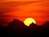 Sunrise From Kausani - Panchchuli UT Himalayas