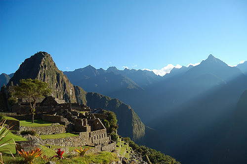 Machu Picchu by train Photos