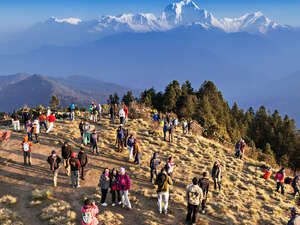 Ghorepani Poon Hill Trek 9 Days Photos