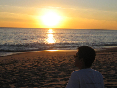 Sunset At  Capo