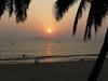 Sunset At Bogmalo Beach