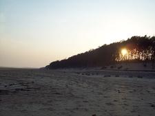 Sunset At Digha Beach