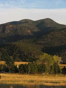 Sunset Grass Valley
